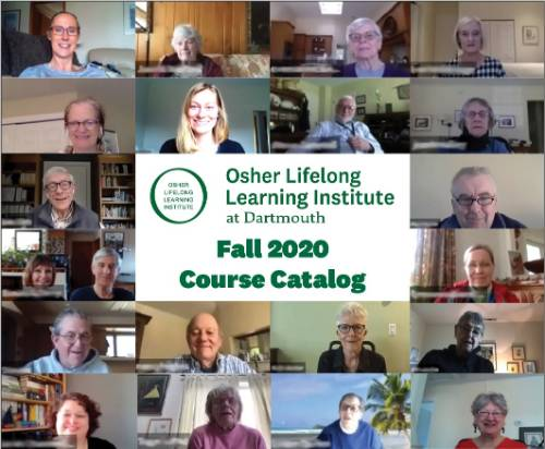 Osher Fall 2020 Course Catalog